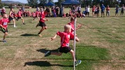 Finish of the 2016 Redback Gift (Boys)